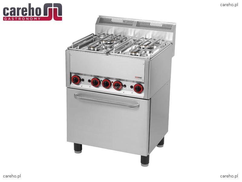 Kuchnia gazowa 4 palnikowa z piekarnikiem elektrycznym 16   -> Kuchnie Gazowe Do Zabudowy Z Piekarnikiem Elektrycznym