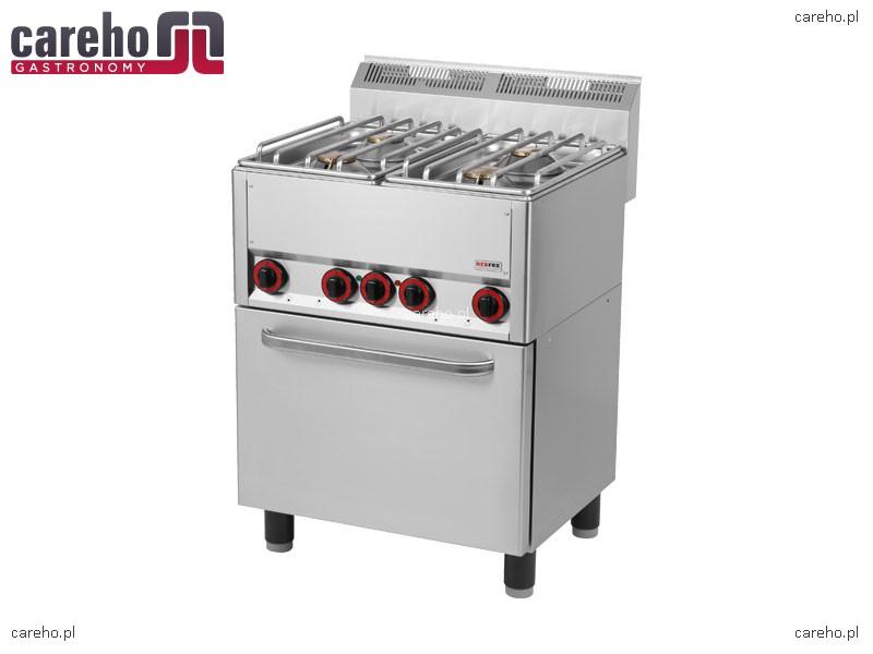 Kuchnia gazowa 4 palnikowa z piekarnikiem elektrycznym 21   -> Kuchnie Gazowe Do Zabudowy Z Piekarnikiem Elektrycznym
