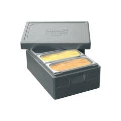 Pojemnik termoizolacyjny - termobox 600x400x260mm  eco