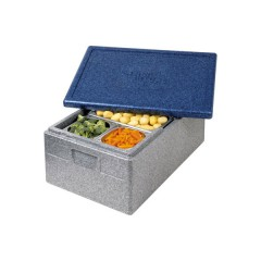 Pojemnik termoizolacyjny - termobox GN 1/1 250 mm premium