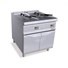 Frytownica elektryczna 2x22l 36kW z szafką SE9F22-8MEL 2x22l