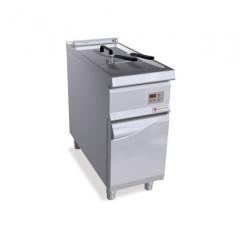 Frytownica elektryczna  22l 22kW z szafką SE9F22-4MSEL 22l