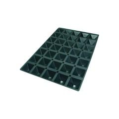 Forma silikonowa piramida 600x400mm