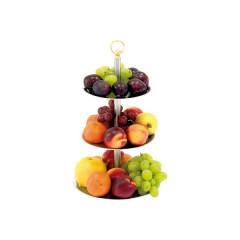 Patera 3 stopniowa do owoców