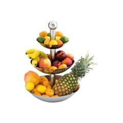 Patera 3 stopniowa na owoce