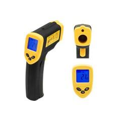 Pirometr - termometr cyfrowy bezdotykowy wielofunkcyjny -50÷380°C