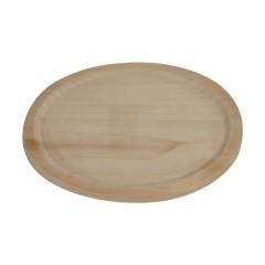 Podkładka drewniana pod patelnie Fajita 280x200mm