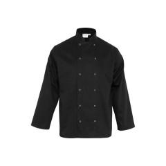 Bluza kucharska czarna chef  unisex