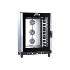 Piec konwekcyjno-parowy piekarsko-cukierniczy Manual 15,8kW 10 półek XB 893