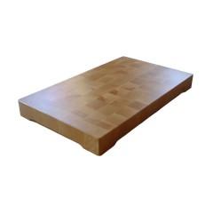 Deska klejona z drewna bukowego do krojenia i rozbijania