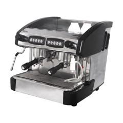 Ekspres do kawy 2-grupowy - czarny 6l 2,9kW