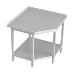Stół przyścienny narożny