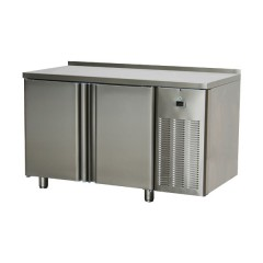 Stół chłodniczy dwudrzwiowy / blat ze zlewem 0,32kW