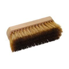 Szczotka ze skrobakiem i włosiem mosiężnym 150mm