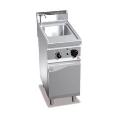 Elektryczne urządzenie do gotowania makaronu 30l 8kW z szafką