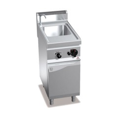 Gazowe urządzenie do gotowania makaronu 30l z szafką 10kW