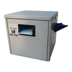 Maszyna polerująca sztućce - poręczny model do małych lokali TD 1500
