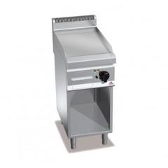 Elektryczna płyta grilowa z szafką 4kW E7FL4M