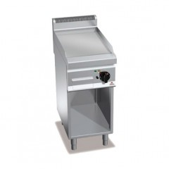 Elektryczna płyta grilowa z szafką 4,8kW E7FL4MP