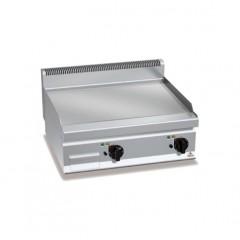 Elektryczna płyta grilowa 9,6kW E7FL8BP-2/CR