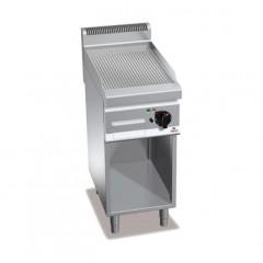 Elektryczna płyta grilowa z szafką 4,8kW E7FR4MP