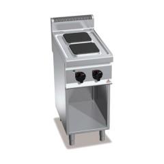 Kuchnia elektryczna 2-płytowa z szafką 5,2kW E7PQ2M