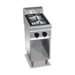 Kuchnia gazowa 2-palnikowa z szafką 10,5kW G7F2M