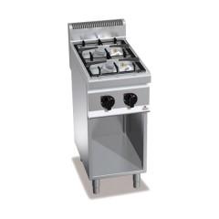 Kuchnia gazowa 2-palnikowa z szafką 9,5kW G7F2MPW