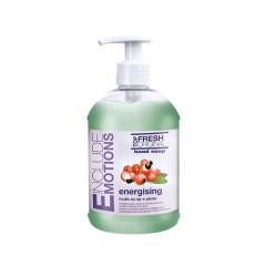 Mydło w żelu do rąk o zapachu owoców guarany