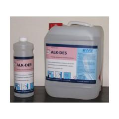Preparat alkoholowy do szybkiej dezynfekcji powierzchni
