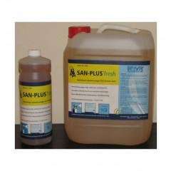 Naturalny środek do czyszczenia sanitariatów