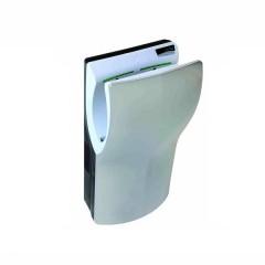 Srebrna suszarka kieszeniowa 420 - 1100 W