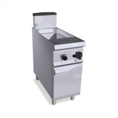 Gazowe urządzenie do gotowania makaronu 40l 13kW z szafką