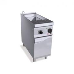 Elektryczne urządzenie do gotowania makaronu 40l 10kW z szafką