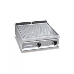 Elektryczna płyta grilowa 13,7kW Mod. LXE9FR8P-2/CPD