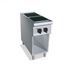 Kuchnia elektryczna 2-płytowa z szafką 8kW SE9PQ2M