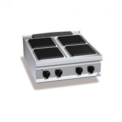 Kuchnia elektryczna 4-płytowa 16kW LXE9PQ4