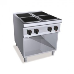 Kuchnia elektryczna 4-płytowa z szafką 16kW SE9PQ4M