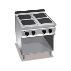 Kuchnia elektryczna 4-płytowa z szafką 14kW E9PQ4M