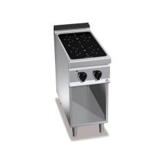 Kuchnia na podczerwień 2-strefowa z szafką 8kW