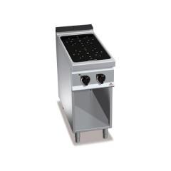 Kuchnia na podczerwień 2-strefowa z szafką 10kW E9P2M/IND