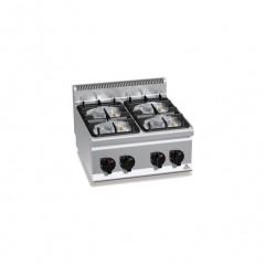 Kuchnia gazowa 4-palnikowa 19kW G6F4BPW