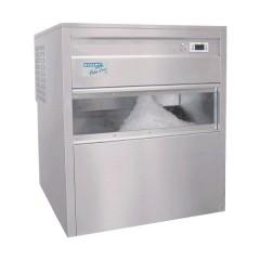 Łuskarka do lodu chłodzona wodą 75kg/dzień