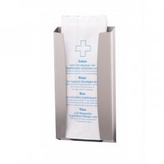 Podajnik papierowych torebek sanitarnych